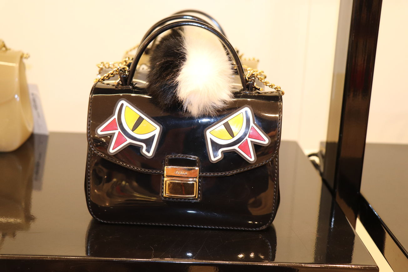 Funny little handbag from Furla